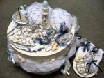 Babytruhe für die Griechisch Orthodoxe Taufe
