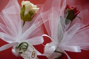 Artikel »HB27« Bonboniere zur Hochzeit, Tischdekoration, Hochzeit-Giveaway