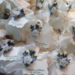 Tischkarten, Tischdekoration zur Hochzeit