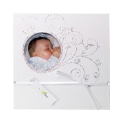 Carte-de-naissance, Einladungen, Geburtsanzeige