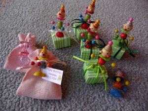 Gastgeschenk, Bonboniere zur Taufe, Geburtstag, Babyshower