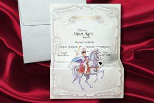 Schöne Einladungen zur Bescheidungsfeier