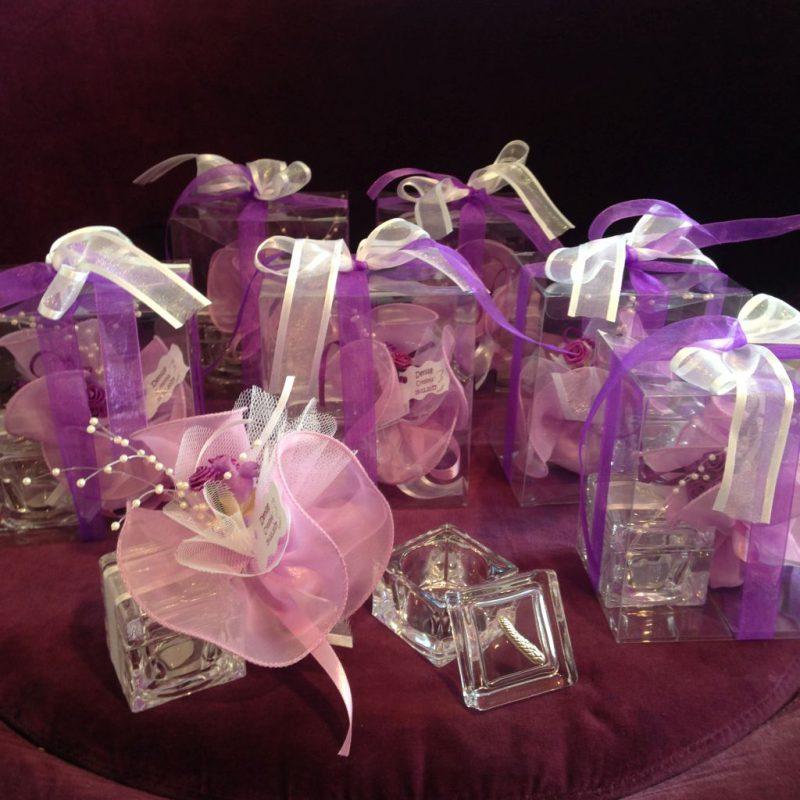 Bonboniere zur Kommunion, Konfirmation, Firmung