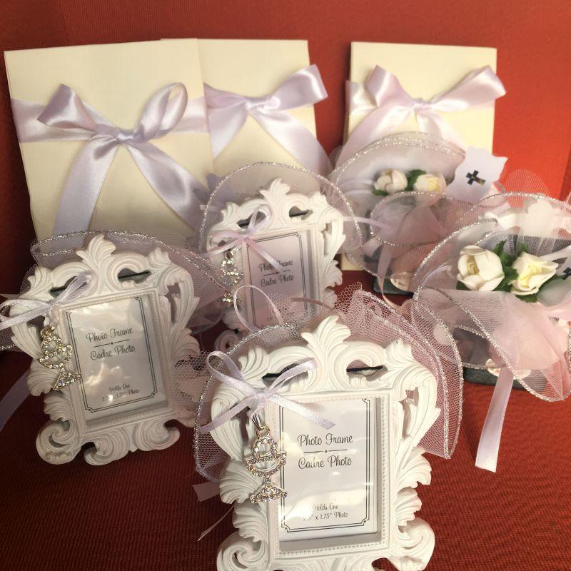 Bonboniere für die Gäste zur Erst heiligen Kommunion