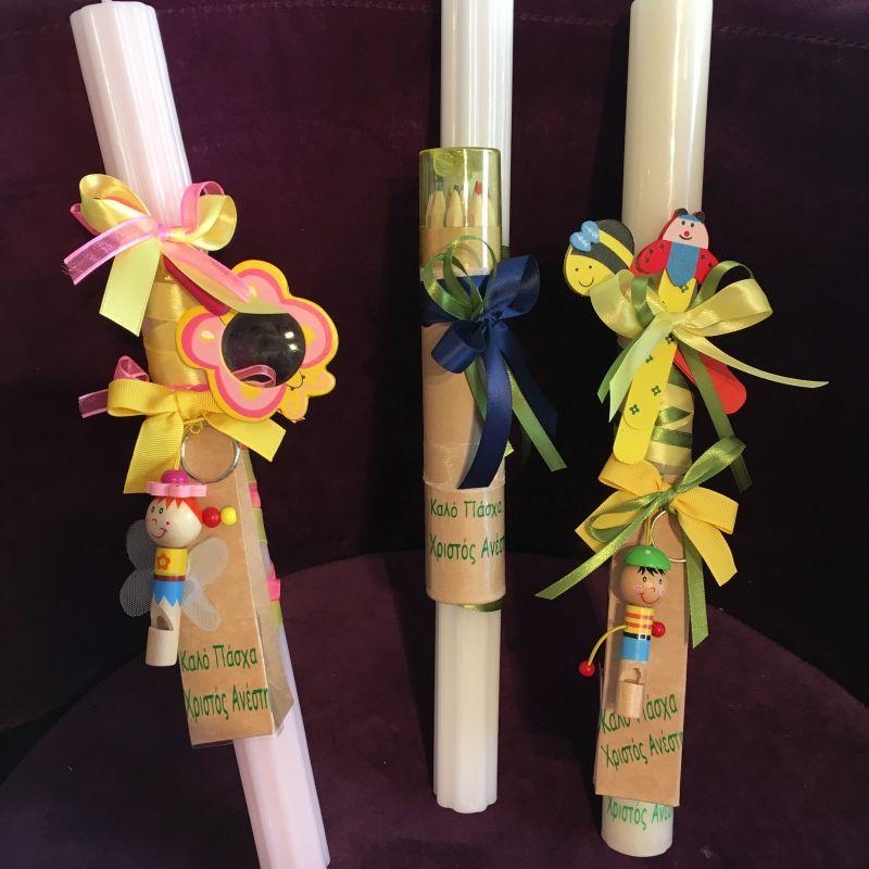 Orthodoxe Ostern Kerzen