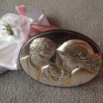 Paten oder Trauzeuge Geschenk zur Taufe, Kommunion, Firmung, Hochzeit