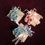 Niedliche Babyschüchen als Taufgeschenk für Ihre Gäste!