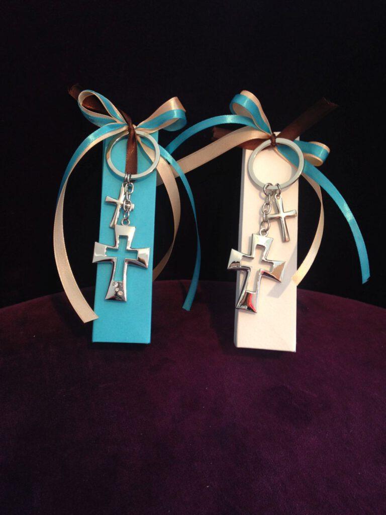 Moderne bonboniere zur Kommunion, Firmung giveaways