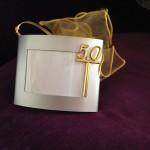 Silberne Hochzeit Bonboniere, Gastgeschenk