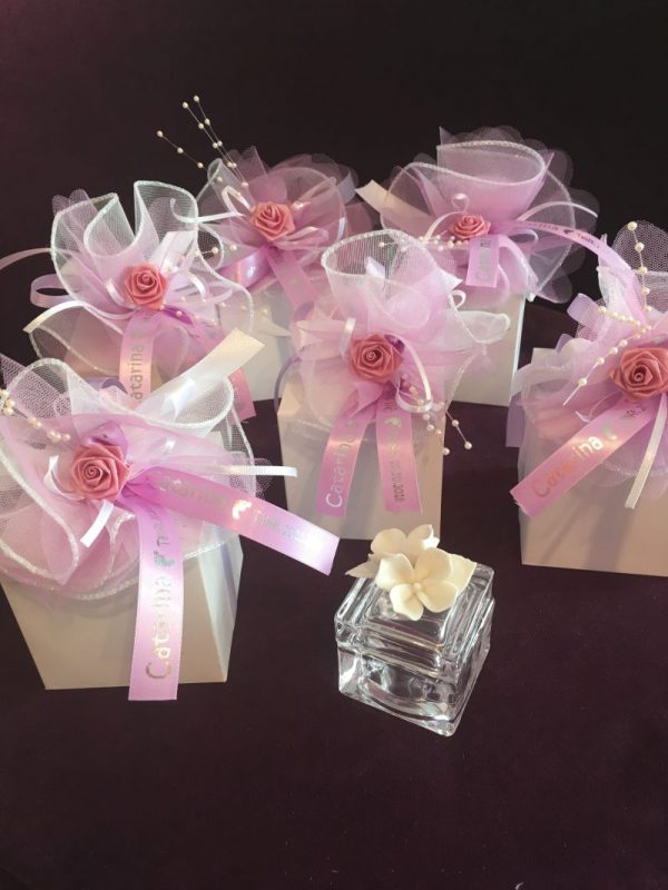 Bonboniere zur Taufe, bomboniere Battesimo