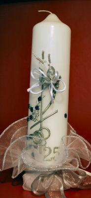 Jubiläen, Silbern Hochzeit