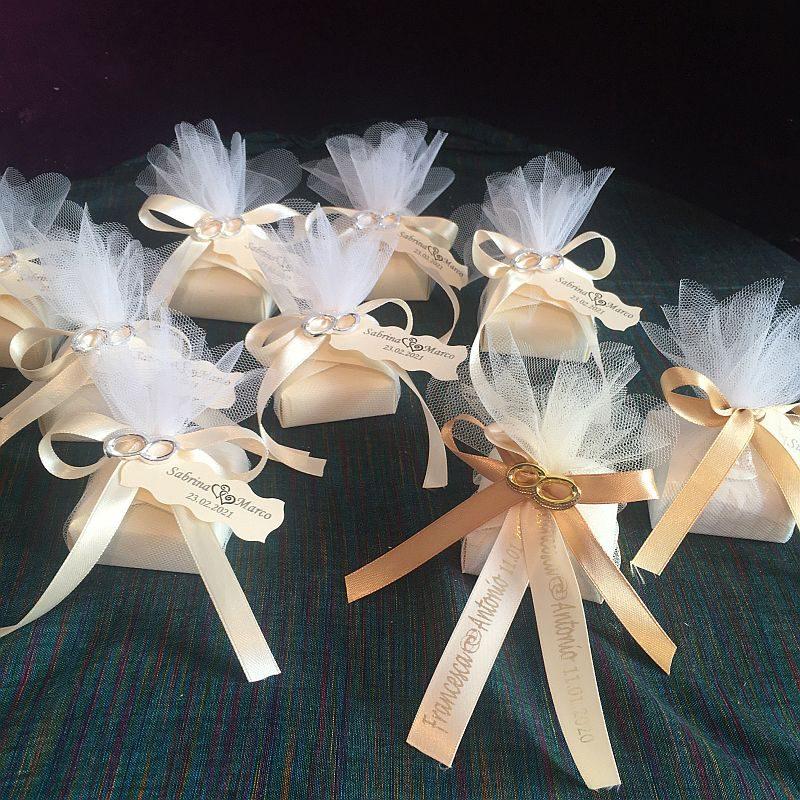 Hochzeit Bonboniere, Giveaways