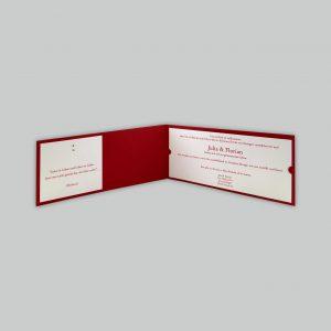 Einladungen inklusive Umschlag