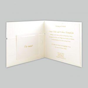 Besondere Einladungen zur Hochzeit, Moderne Einladungen