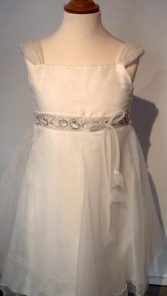 Kommunionskleid, Kleid als Brautmädchen zur Hochzeit