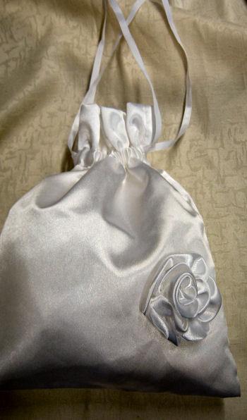 Accessoires zum Kommunionskleid: Tasche