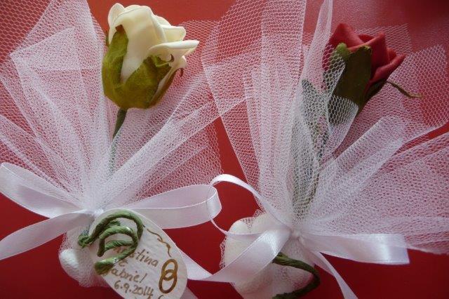 Bonboniere zur Hochzeit, Tischdekoration, Hochzeit-Giveaway
