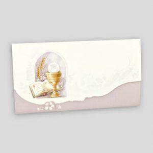 Einladungskarte zur Kommunion, Firmung ,Konfirmation