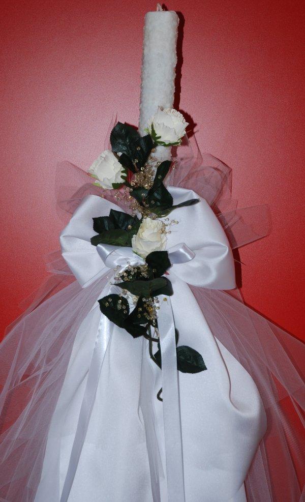 Lambada, Zubehör für die griechische Hochzeit - Gamos