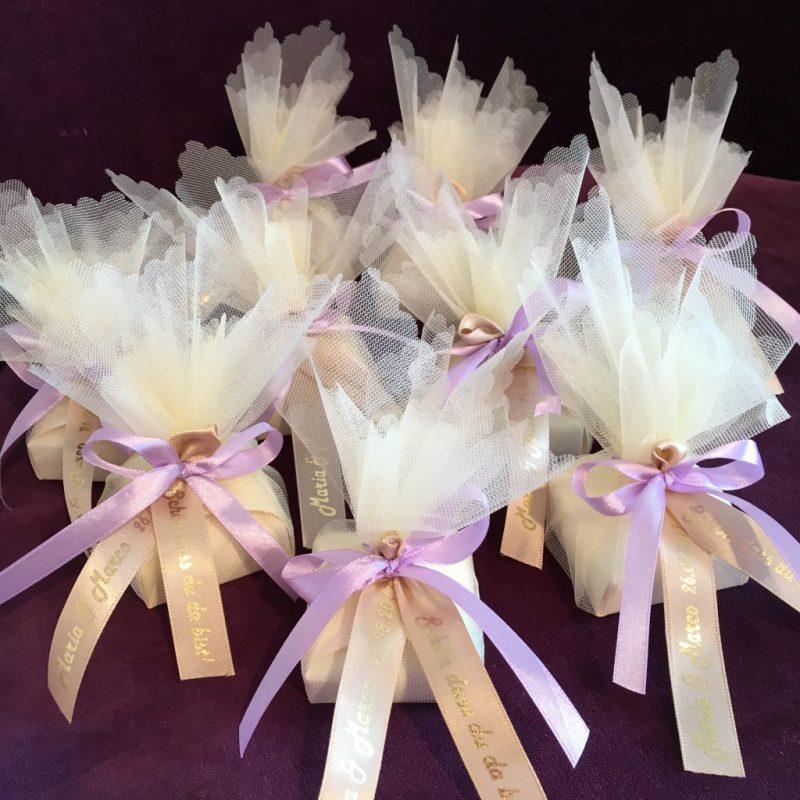 Personalisierte Hochzeit Bonboniere