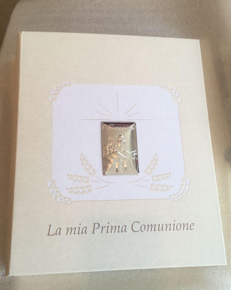 Edles Geschenk zur Kommunion, Fotoalbum