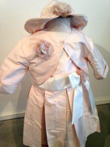 Austtattung für die Taufe, elegante Taufkleider