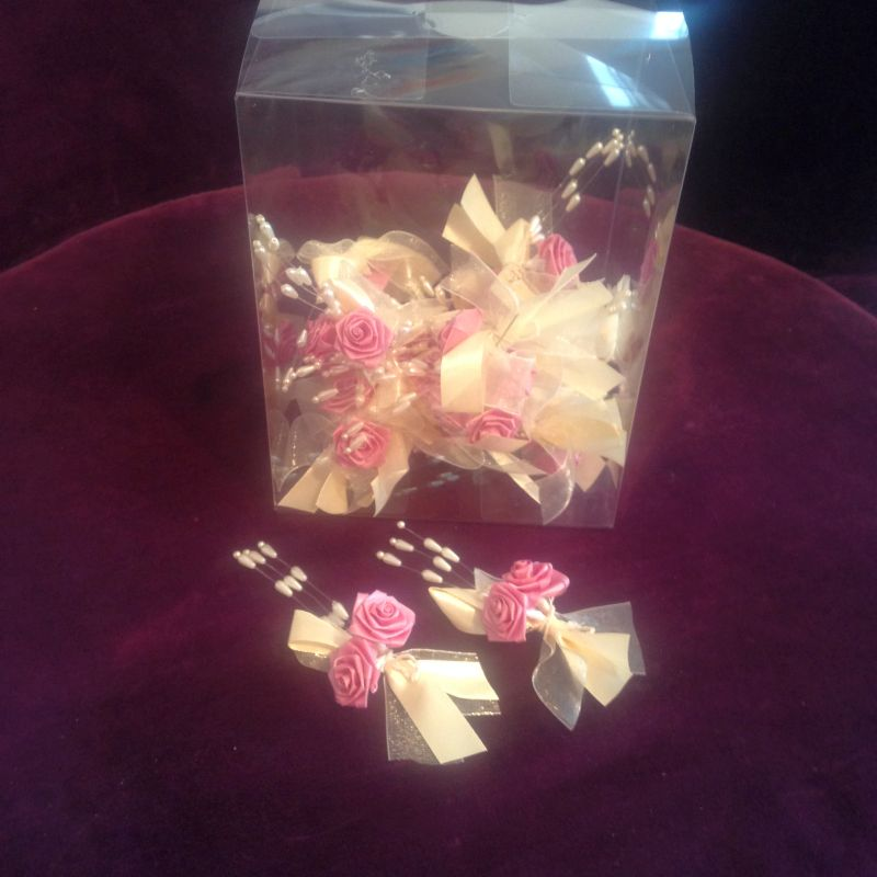 Anstecke für die Gäste zur Hochzeit, Hochzeit accessories