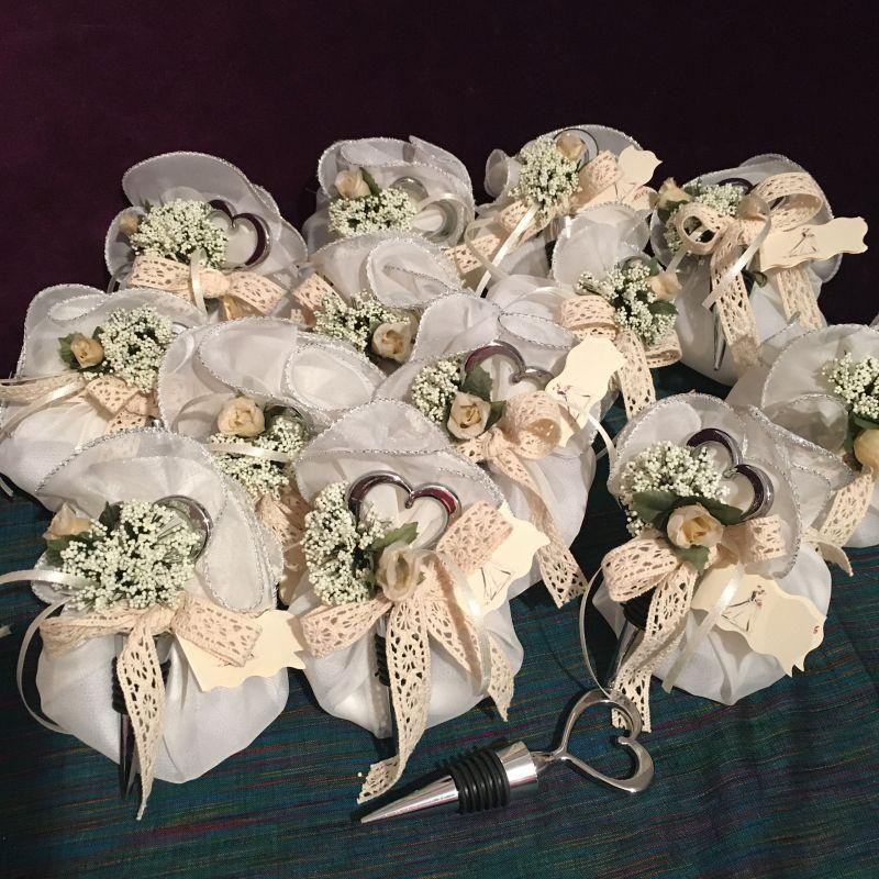 Gastgeschenke/Bonboniere zur Hochzeit
