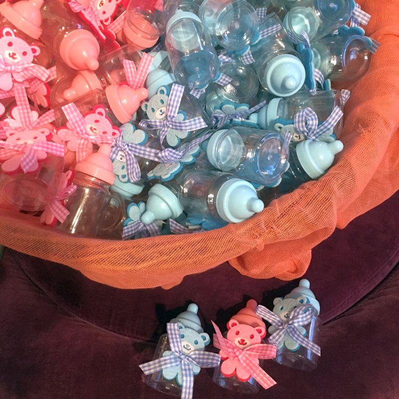 Bonboniere zur Babyshower, Geburt, Taufe