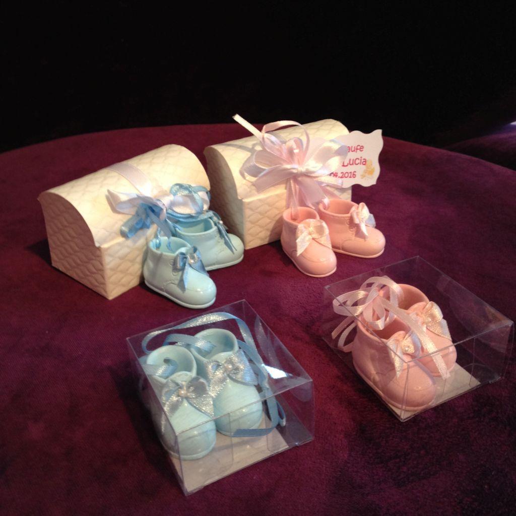 Bonbonieren zur Taufe, Babyparty, Babyshower, Gastgeschenke