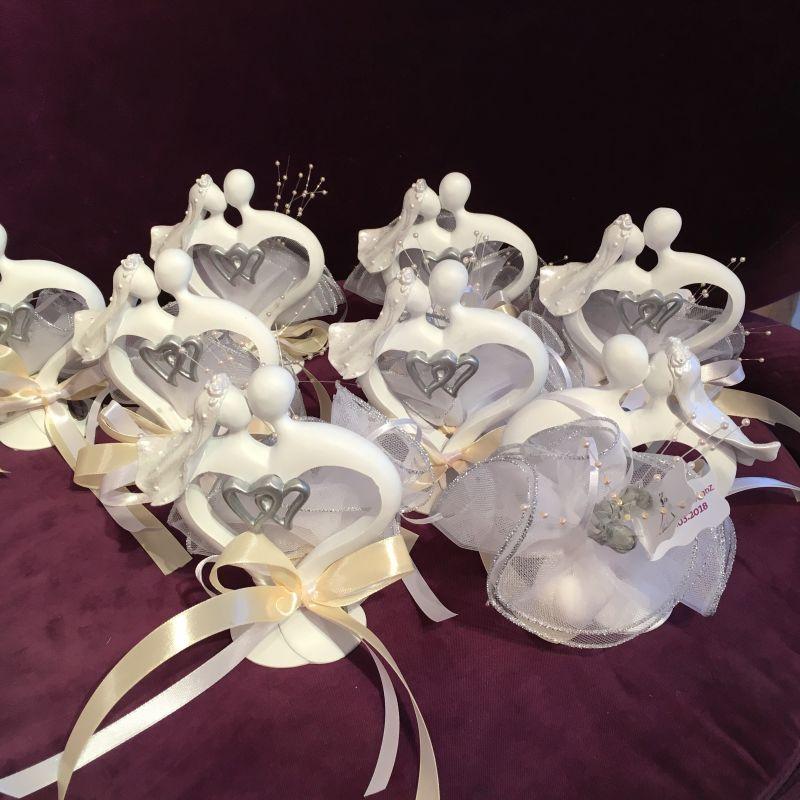Gastgeschenk für die Hochzeit mit Hochzeitspaar