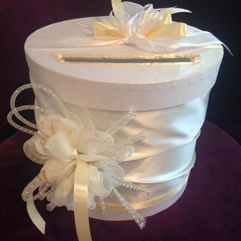 Hochzeit Zubehör, Briefbox für die Geldgeschenke