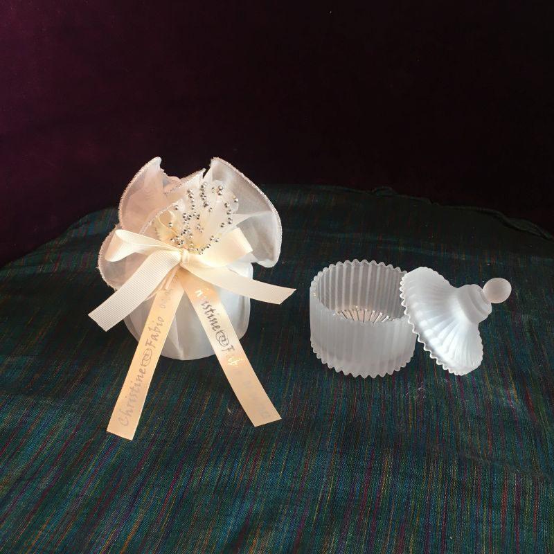 Personalisierte Bonboniere zur Hochzeit/Matrimonio