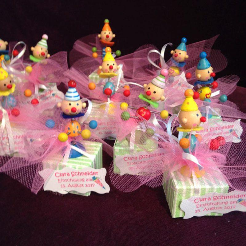 Bonboniere und Gastgeschenke für Ihr Fest zur Taufe, Kindergeburtstag