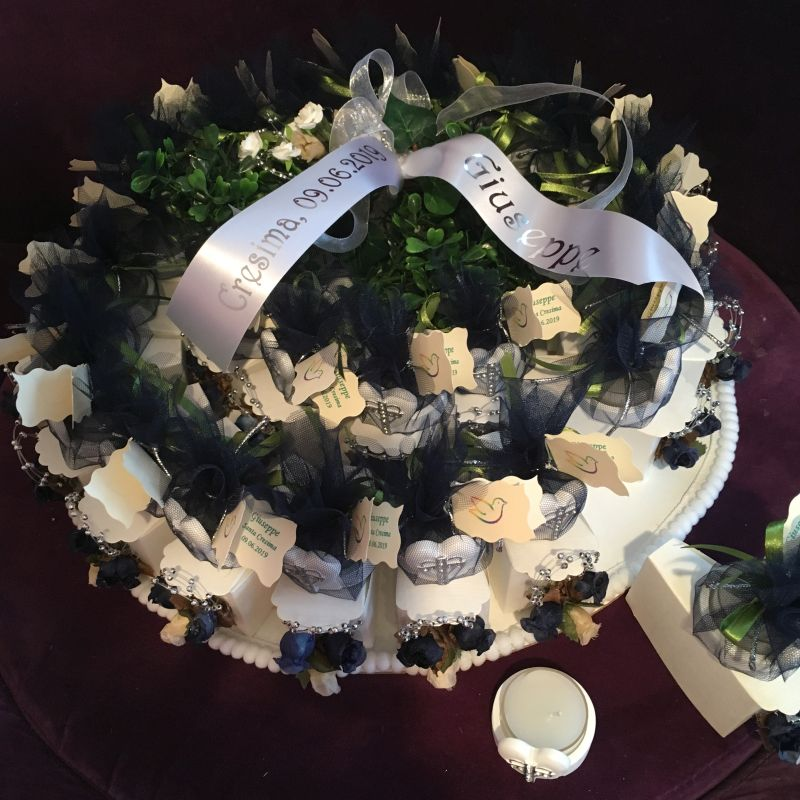 Hübsche Gastgeschenke zur Erstkommunion, Konfirmation, Firmung, Cresima