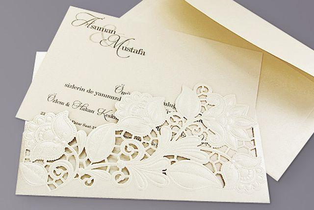 Einladungskarten zur Hochzeit, Gamos, Dügün