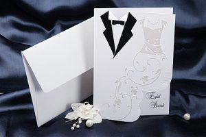 Einladungen zur Hochzeit, Griechisch orthodoxe, Moslemische Hochzeit