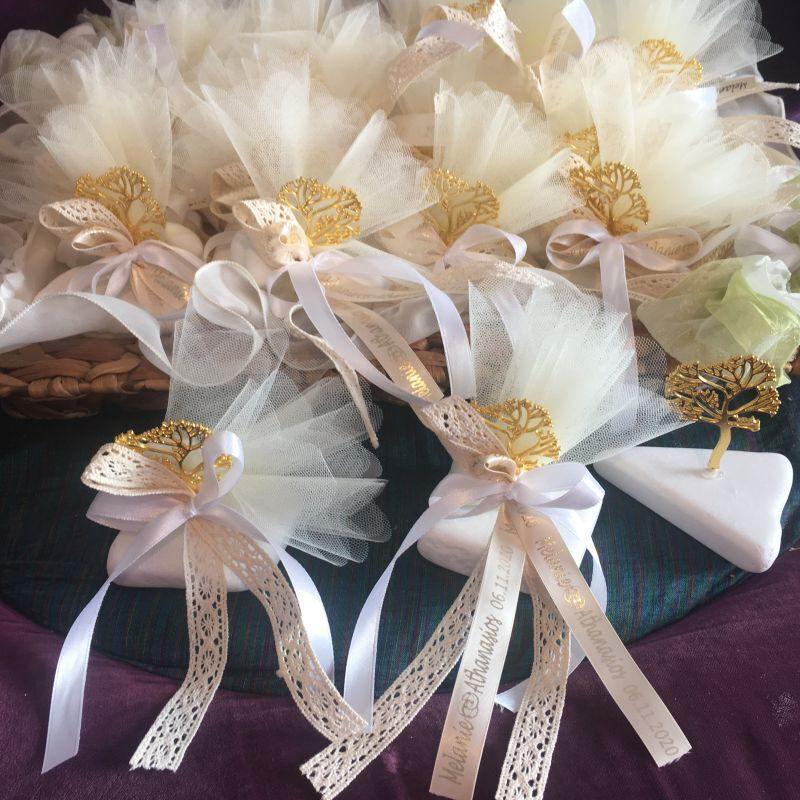 Bonboniere oder Gastgeschenk zur Hochzeit