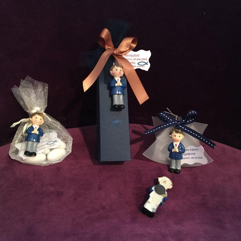 Präsente oder giveaways für die Gäste zur Kommunion