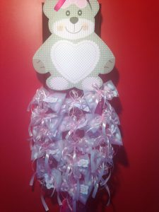 Gastgeschenke zur Geburt, Babyshower, originelle Gastgeschenke hübsch dekoriert!