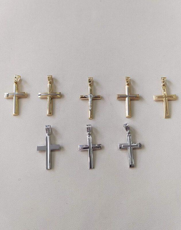Kreuze zur heilige Taufe