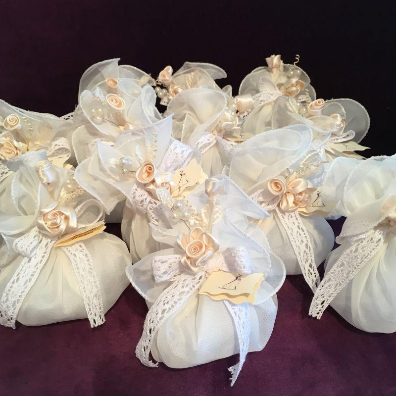 Wunderschöne Bonboniere zur Hochzeit!
