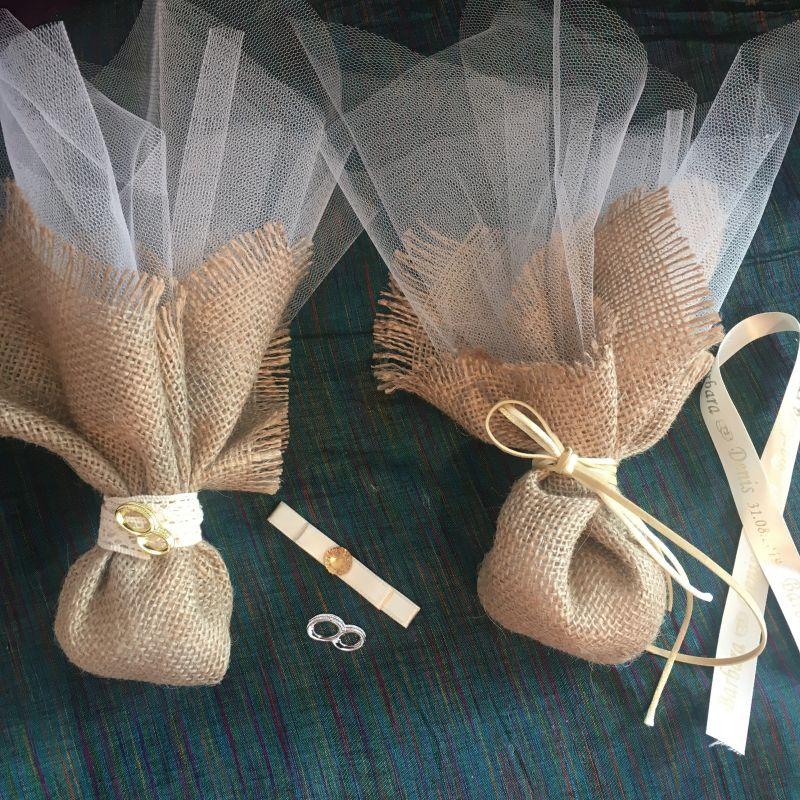 Bonboniere oder Gastegeschenke zur Hochzeit