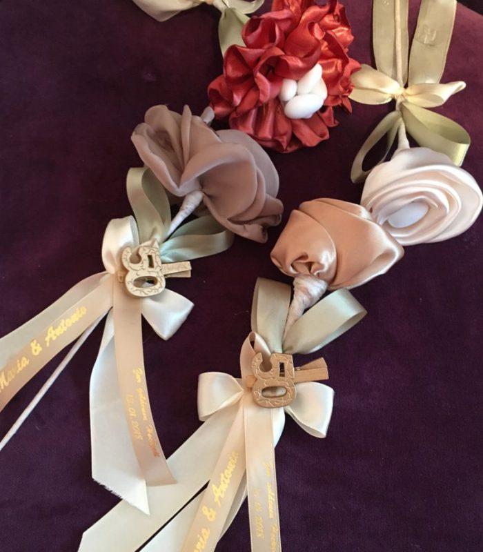 Goldene Hochzeit Gastgeschenk oder Bonboniere