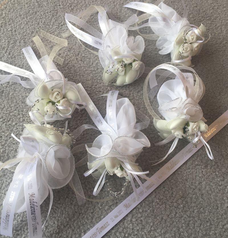 Personalisierte Gastsgeschenke zur Hochzeit