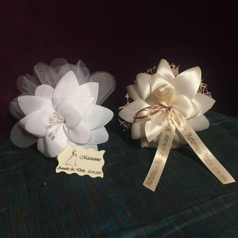 Personalisierte Bonboniere zur Hochzeit
