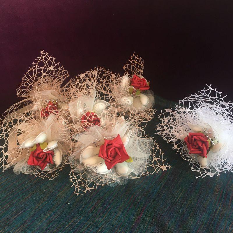 Klassische Bonboniere zur Hochzeit