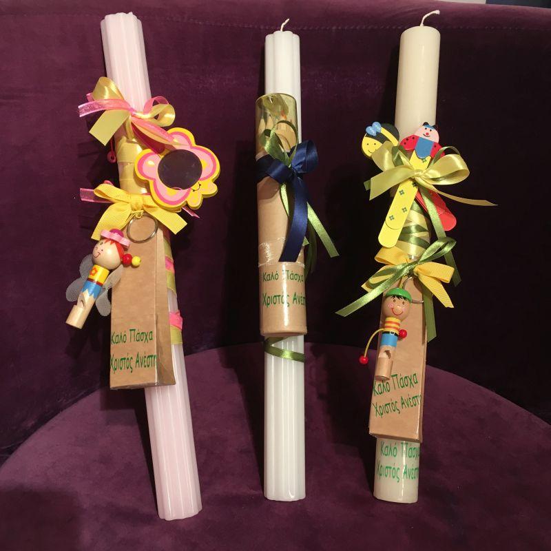 Kerzen zur griechisch orthodoxe Ostern