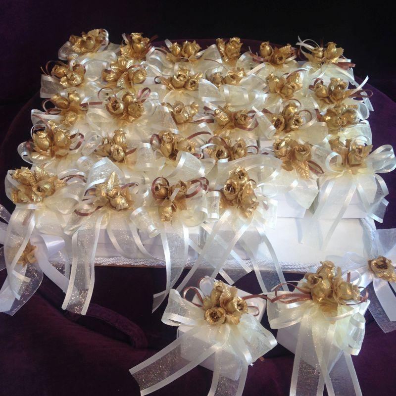 Hübsche Bonboniere für Ihre Gäste zur Hochzeit