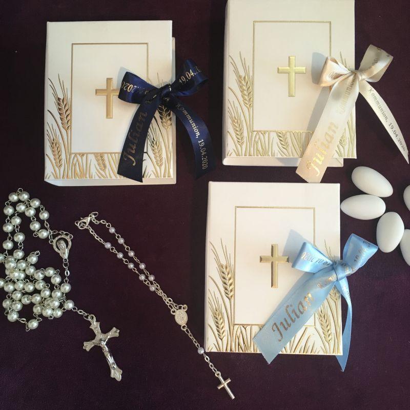 Personalisierte Gastgeschenke zur Kommunion